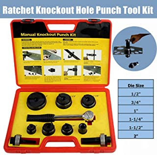 Best electrical knockout tool Reviews