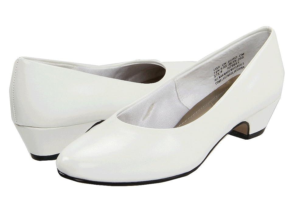 Soft Style Angel II (White Smooth) Women