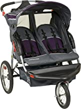Baby Trend Expedition Double Jogger, Elixer