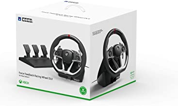 HORI Force Feedback Racing Wheel DLX Designed for Xbox Series X|S - Officially Licensed by Microsoft