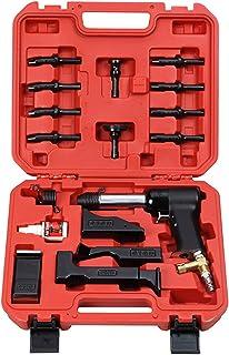 1//4 Dia X 3//8 Length Aluminum Flat Head Solid Rivet Plain Finish Pack of 1//2lb - Approximately 135 Pieces