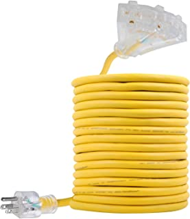 what gauge extension cord for refrigerator