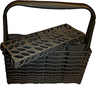 comprar comparacion Cesta de repuesto para lavavajillas de color gris claro