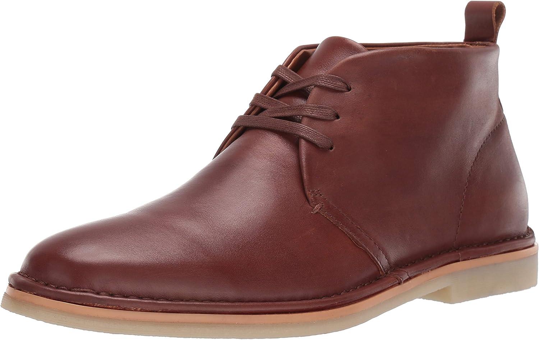 Kenneth Cole New York Men's Desert Albuquerque Mall Chukka Gorgeous M 8 Cognac Boot US