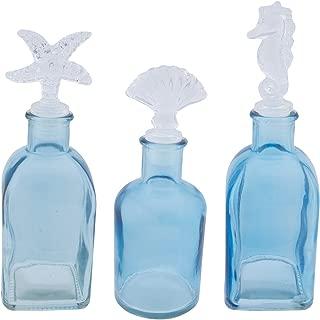 sea glass bottle stoppers