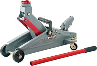 Pro-LifT F-2332 Grey Hydraulic Floor Jack - 2 Ton Capacity