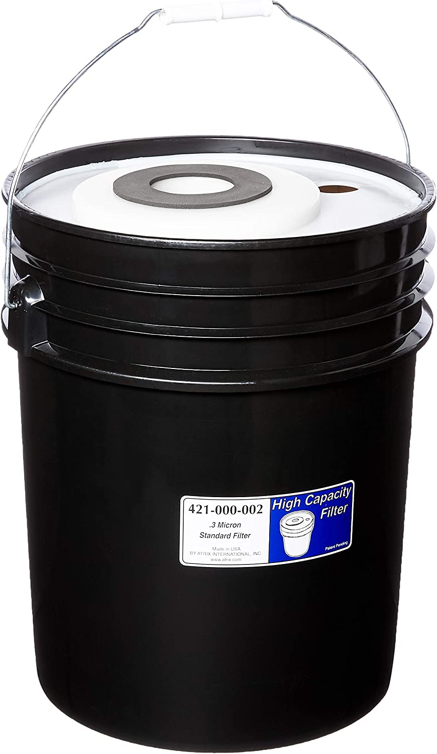 Atrix 421-000-002 5-Gallon Bucket List price for ATIHCTV5 Filter 70% OFF Outlet