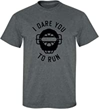 I Dare You to Run Adult Short Sleeve T-Shirt