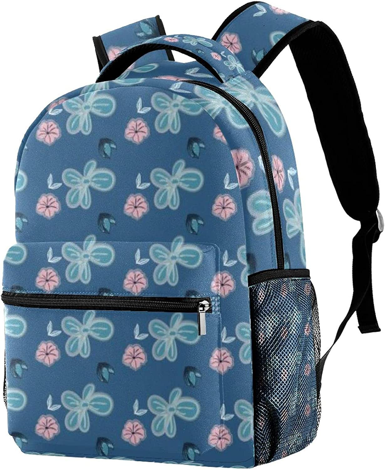 Beautiful Flowers Backpack for Student Ranking integrated 1st place Sc Lightweight Japan Maker New BoysGirls