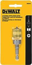 DEWALT DW2043 Hex Shank Non Magnetic Adjustable Screw Depth Setter