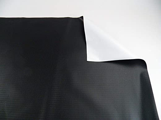 ✅Vinyl Tarp 9 oz. Heavy Duty Black/White Waterproof (32′ x 40′) #Tools & Home Improvement Hardware
