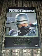Robotzsaru 2 / Robocop 4 Episodes 1994 TV Series / ENGLISH & Hungarian Sound / Hungarian Subtitles [European DVD Region 2 PAL] Trouble in Delta City