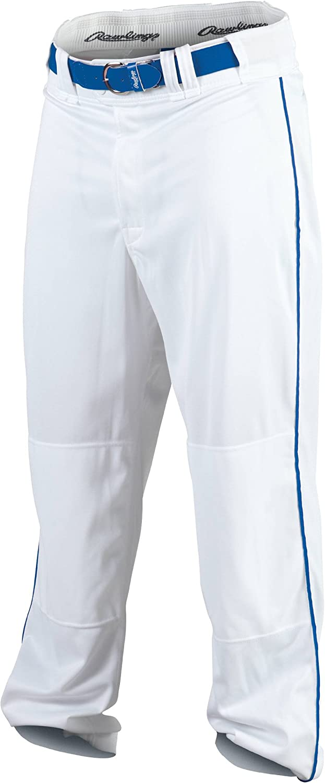 RAWLINGS Pantaloni da Baseball da Uomo