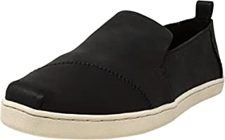 4f45626906b Toms Women s Deconstructed Alpargata Leather Ankle-High Slip-On Shoes