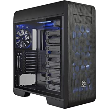 Thermaltake Core V71 TG フルタワー型PCケース [強化ガラスモデル] CS7120 CA-1B6-00F1WN-04
