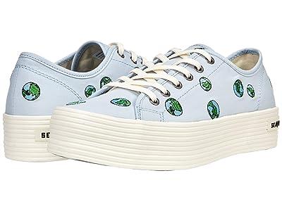 SeaVees Monterey Sneaker Platform