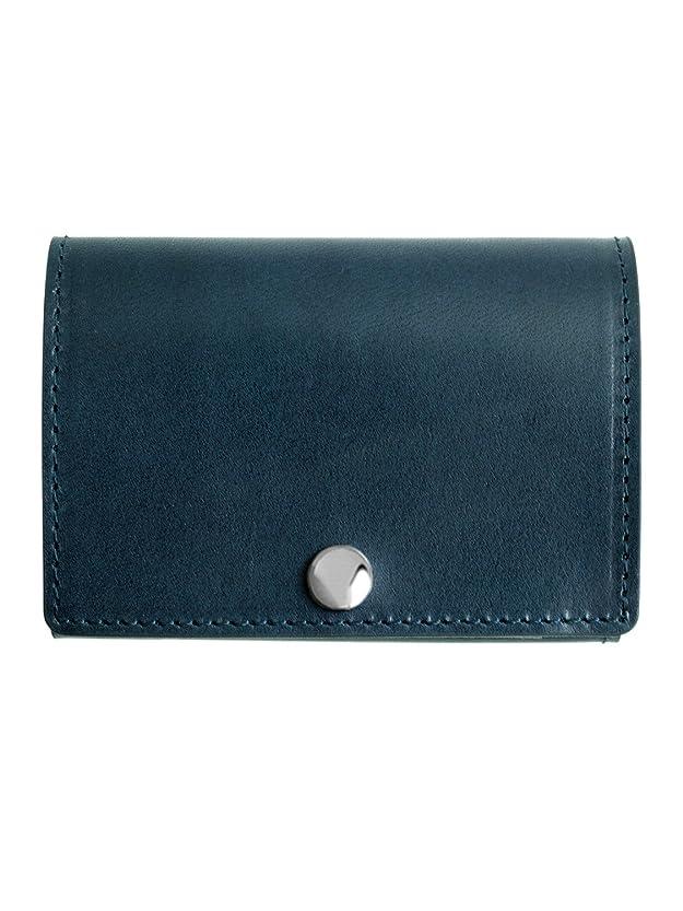 後者棚不健全Dom Teporna Italy 小さい 三つ折り財布 本革 イタリアンレザー 薄型 コンパクト ウォレット サイフ メンズ レディース プレゼント