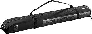 SALOMON Unisex Extend 1Pair 130+25 Skibag, Black, Ns