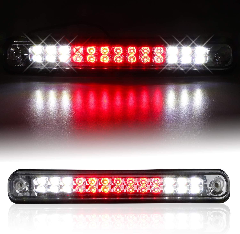 Red Lens For 1988-00 Chevy GMC C//K1500 Silverado LED 3RD Brake Tail Cargo Light