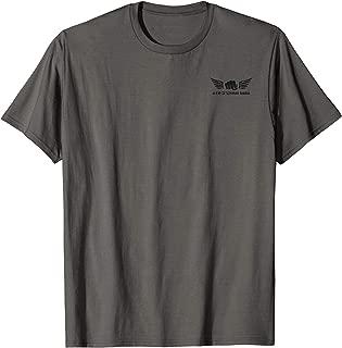 KRAV MAGA Shirt Israeli Combat System IDF Front Back T-Shirt