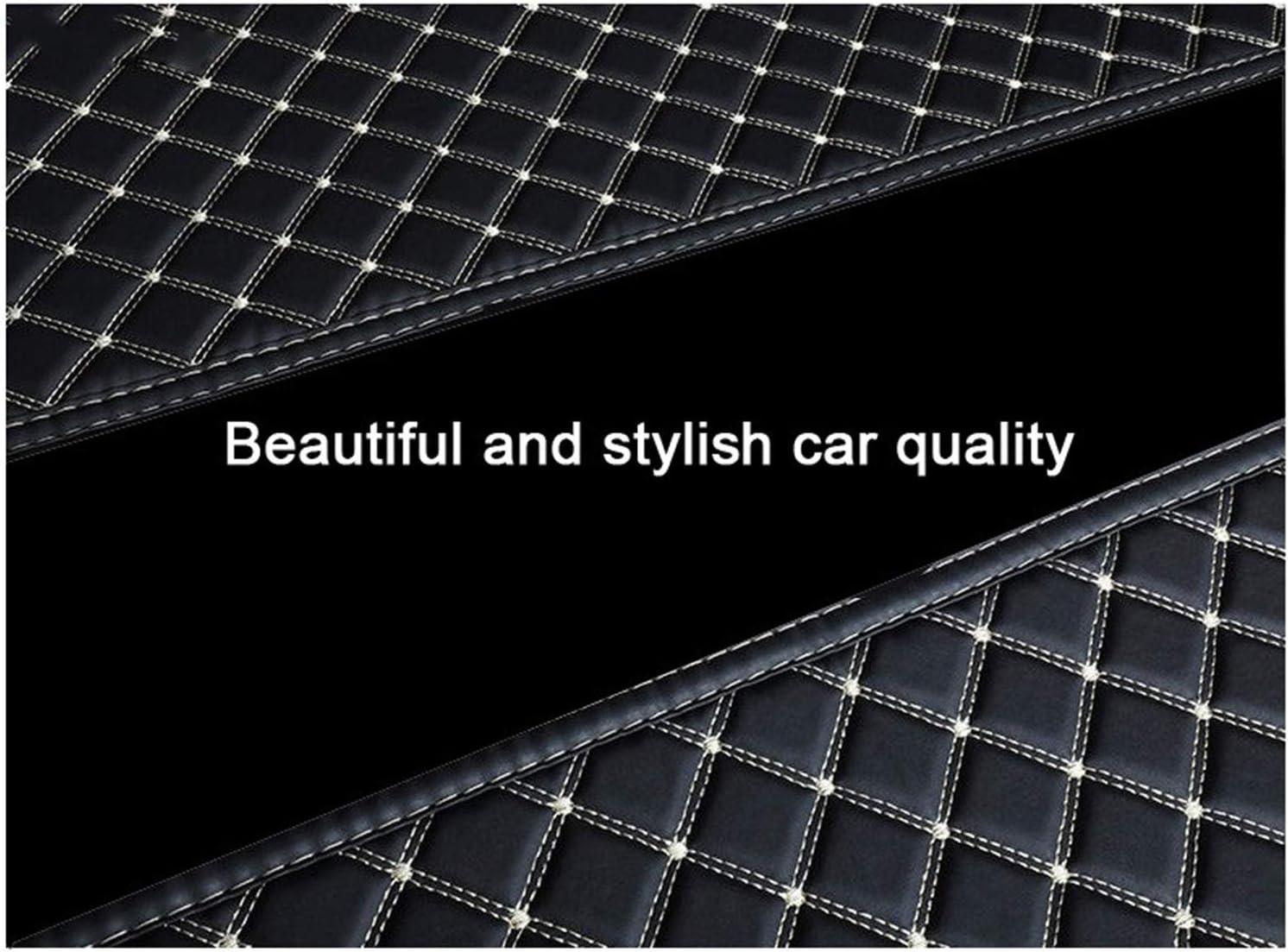 Tapis de Coffre de Voiture De Plancher de Coffre Car Styling Fit for Audi Q5 Q5L brocanteur Mat arri/ère du Coffre Liner Cargo Floor Plateau Tapis Protecteur Accessoires Chien Couvertures for Animaux