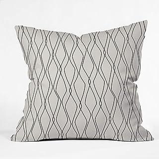 "Deny Designs Heather Dutton Entangled Indoor Throw Pillow 16"" x 16"" 61307 - othrp16"
