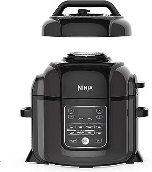 Ninja OP401 Foodi 8-Quart Pressure Steamer Air Fryer