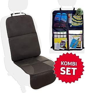 Auto Kindersitzunterlage Unterlage Spielzeugtasche Sitzschoner Autositzauflage