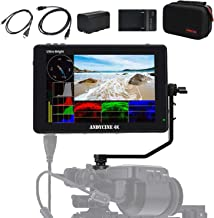 """ANDYCINE C7 Field Camera Monitor 7"""" 2200nits 1920x1200 Touch Screen + F750 Battery&Charger+Mini&Micro HDMI Cords+Carry Cas..."""