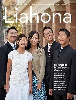 Liahona, Noviembre 2012 (Spanish Edition)
