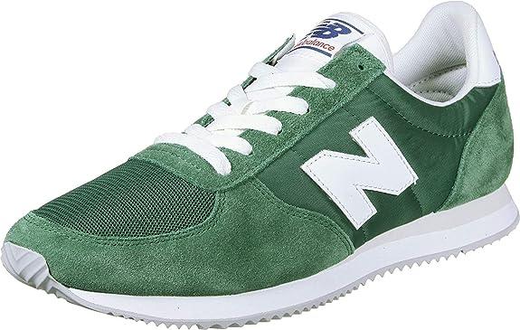New Balance U220 Homme Chaussures Vert : Amazon.fr ...