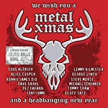 We Wish You A Metal Xmas And A Headbanging New Year [Silver Bells Limited Edition 2-LP]