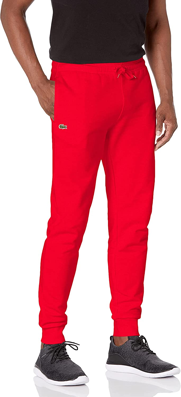 Sales results No. 1 Popular products Lacoste Mens Sport Fleece Jogger