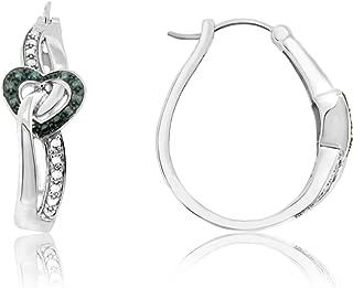Best tiffany blue heart earrings Reviews