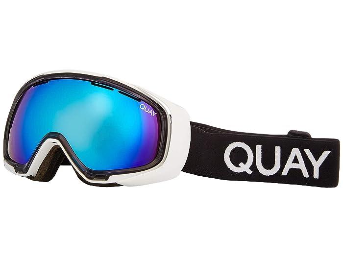 White Out (White/Purple) Snow Goggles