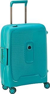 Delsey Paris Moncey Suitcase, 55 cm, 41 L, Meridian Green