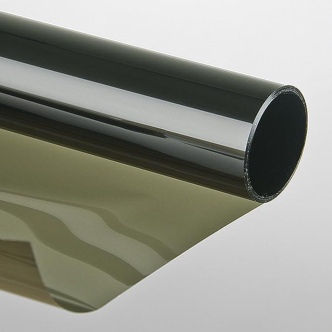 Sonnenschutzfolie Selbstklebend Fensterfolie Tönungsfolie 75 X 300cm Grün Baumarkt