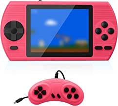 """Console de jeu portable ETPARK - Console de jeu rétro avec 500 jeux classiques - Écran LCD de 3,5"""" - Console rétro - Prend..."""