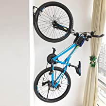 Qewmsg Steel Bicycle Wall Rack Mount Bike Gancho de la
