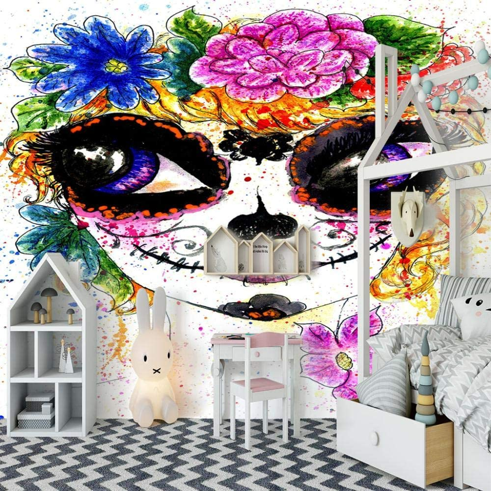 ZXDHNS Ranking TOP10 Photo Wallpaper Wall NEW before selling Mural - H Female Halloween Ghost X W