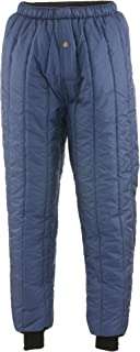 RefrigiWear Men's Insulated Cooler Wear Trousers - Cold Weather Work Pants