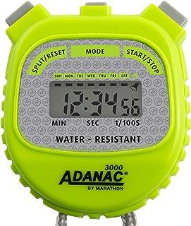 Marathon Adanac 3000 Digital Stopwatch Timer con Extra Ampio