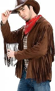 Buffalo Bill Jacket Style Shirt Mountain Man Costume Jacket 61911