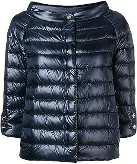 Herno Luxury Fashion Womens PI0613DIC120179200 Blue Down Jacket |