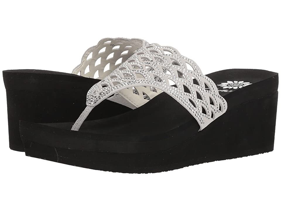 Yellow Box Leslee (White) Girls Shoes