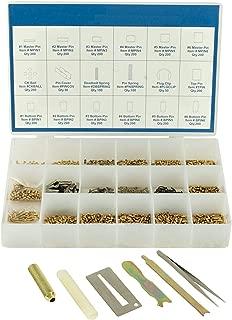 Kwikset Keyway Rekey Locksmith Rekeying Pin Key Tool Key Kit - 200 Pieces, Value Pack