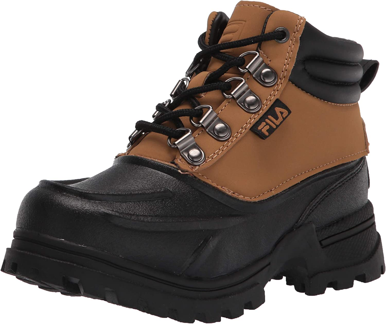 Fila Weathertec Hiking Shoe Very popular Kid Trust Little Big