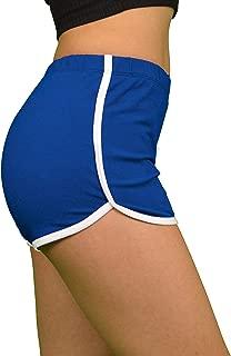 Women's Dolphin Running Workout Shorts Yoga Sport Fitness Short Pant