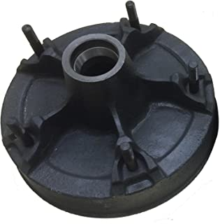 LIBRA New 12 x 2 UTG Mobile Home Trailer Brake Drum for 7K UTG Utility Wheel axle - 22006