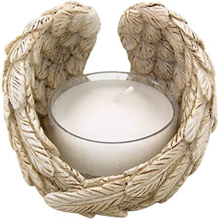 TeaLight Communion Set of 2 Windlight Light Cover Confirmation Confirmation Baptism Baby Feet